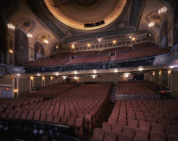 Majestic theatre shubert organization for New york balcony view