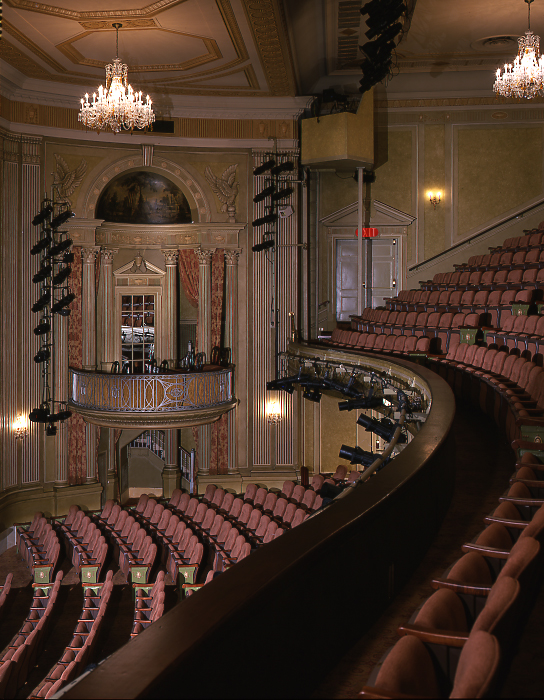 Music Box Theatre Shubert Organization