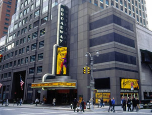 Broadway Theatre Shubert Organization