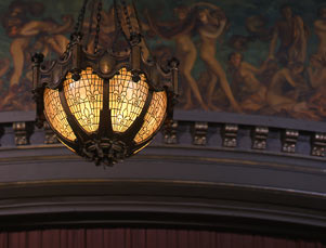 Belasco Theatre chandelier and mural.jpg