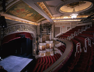 Cort Theatre Shubert Organization