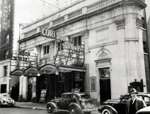 Cort Theatre Shubert Organization