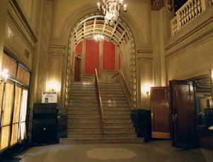 Forrest Theatre Lobby and staircase.jpg