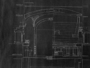 Architectural rendering, Golden Theatre cross-section, 1926.jpg