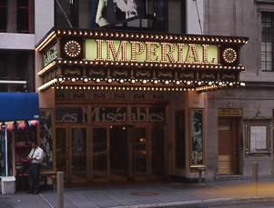 Imperial Theatre Exterior, 45th Street, Les Miserables.jpg