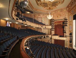 Longacre Theatre Shubert Organization