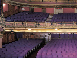Lyceum Theatre Interior, Stage View of Orchestra, Mezzanine and Balcony.jpg