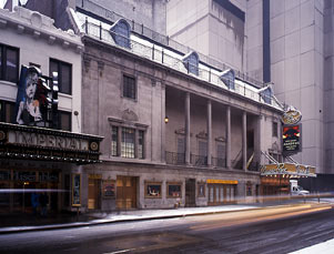 Music Box Theatre Exterior, Amadeus, 2000.jpg