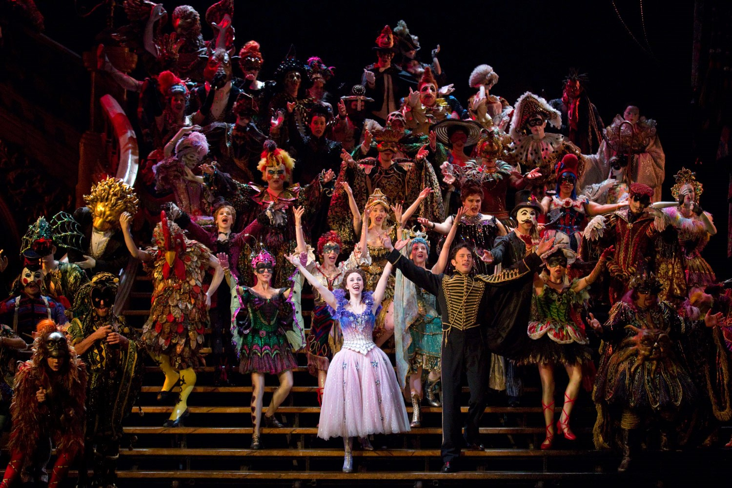 The Music of 10,000 Nights 'The Phantom of the Opera' Retains Its Luster