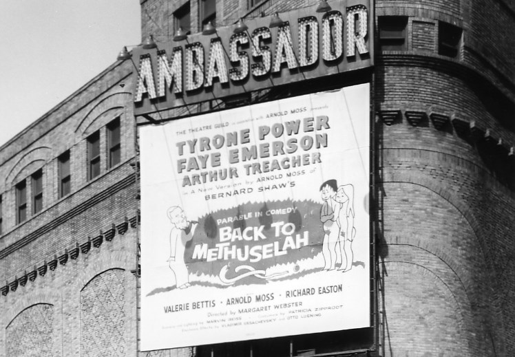 Blast from the Past: The Ambassador Theatre in Pictures