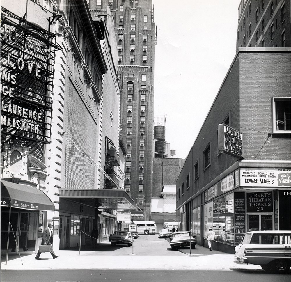 Archive Shubert Alley 1964.jpeg