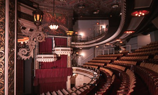 Belasco Theatre Header