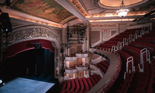 Cort Theatre Header
