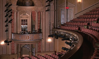 Music Box Theatre Header