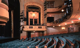 Shubert Theatre Header