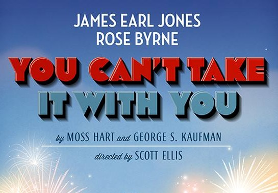 'You Can't Take it With You' - now at the Longacre Theatre