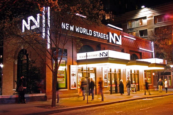 Shubert acquires off-Broadway's<br>New World Stages