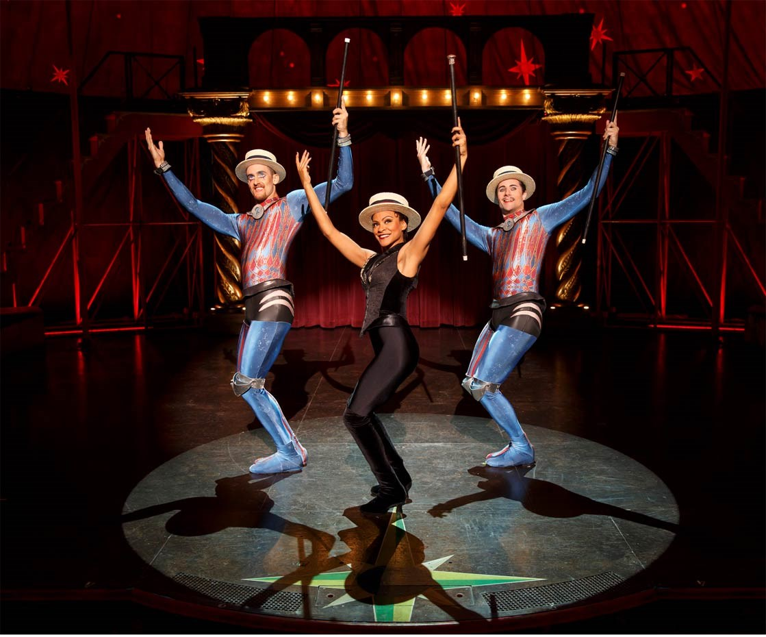 Tony Award-winning musical 'Pippin' to close January 4 at the Music Box Theatre