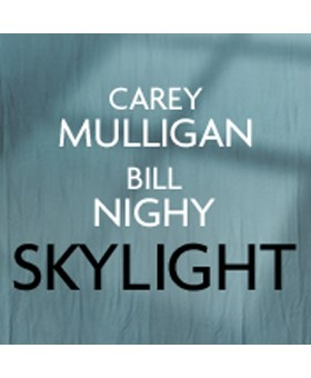 Carey Mulligan and Bill Nighy star in 'Skylight'