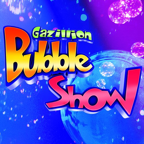 The Gazillion Bubble Show Off Broadway