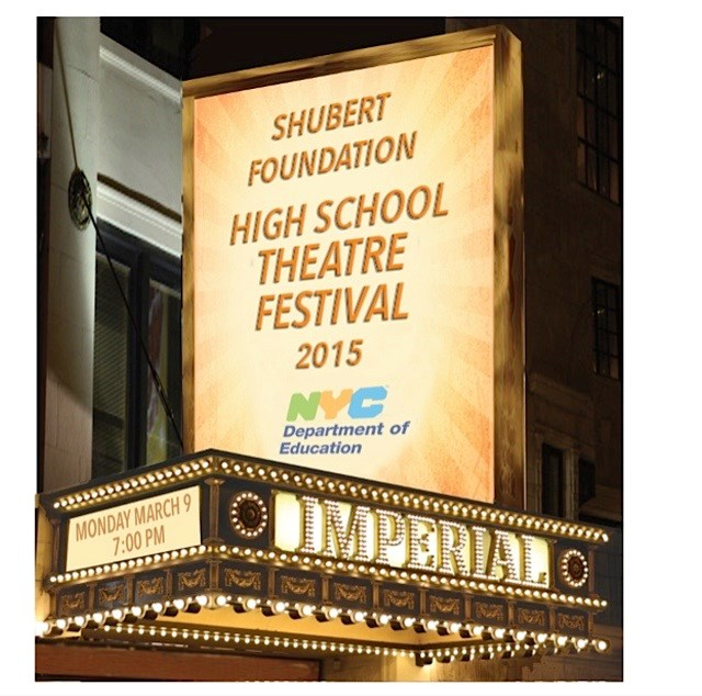 The Shubert Foundation's High School Theatre Festival
