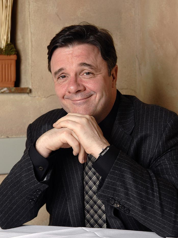 Nathan Lane returns to 'It's Only a Play'