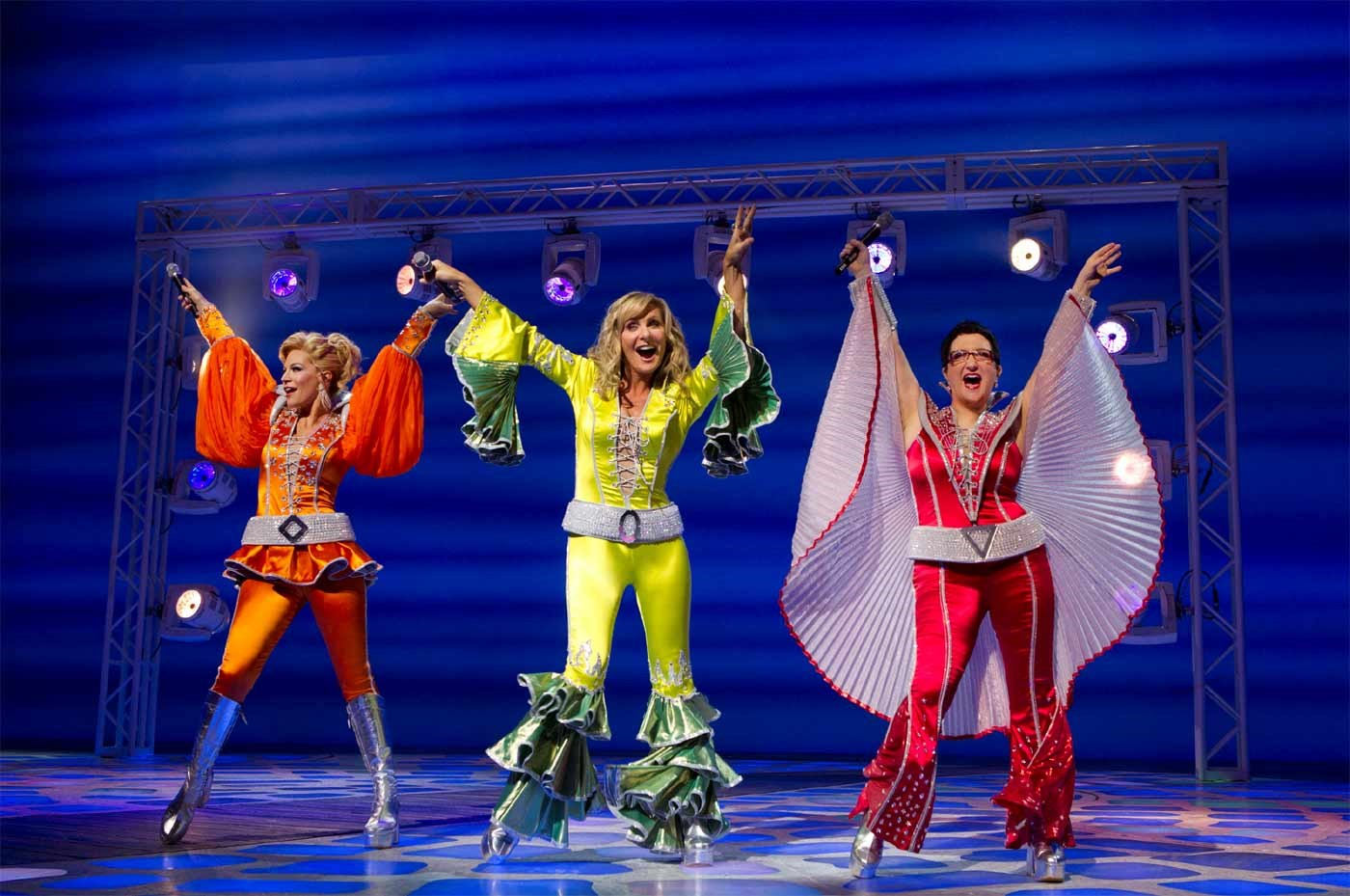 Final weeks on Broadway for 'Mamma Mia!'