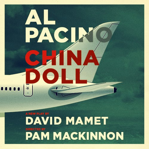 Al Pacino returns to Broadway in David Mamet's 'China Doll'