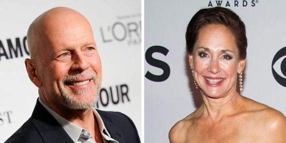 Bruce Willis Laurie Metcalf