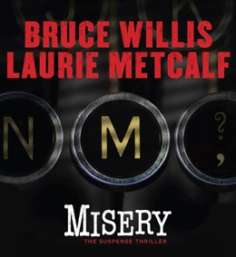 'Misery,' with Metcalf and Willis, Sets Broadway Opening
