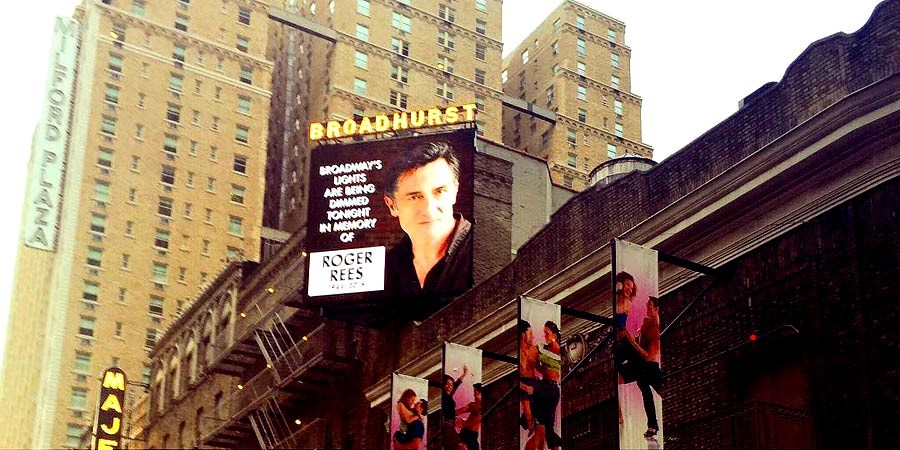 Broadway Dims Its Lights in Memory of Actor and Director Roger Rees