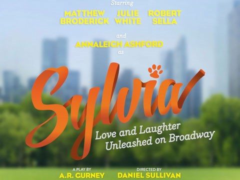 Matthew Broderick Completes the Cast of A.R. Gurney's 'Sylvia'