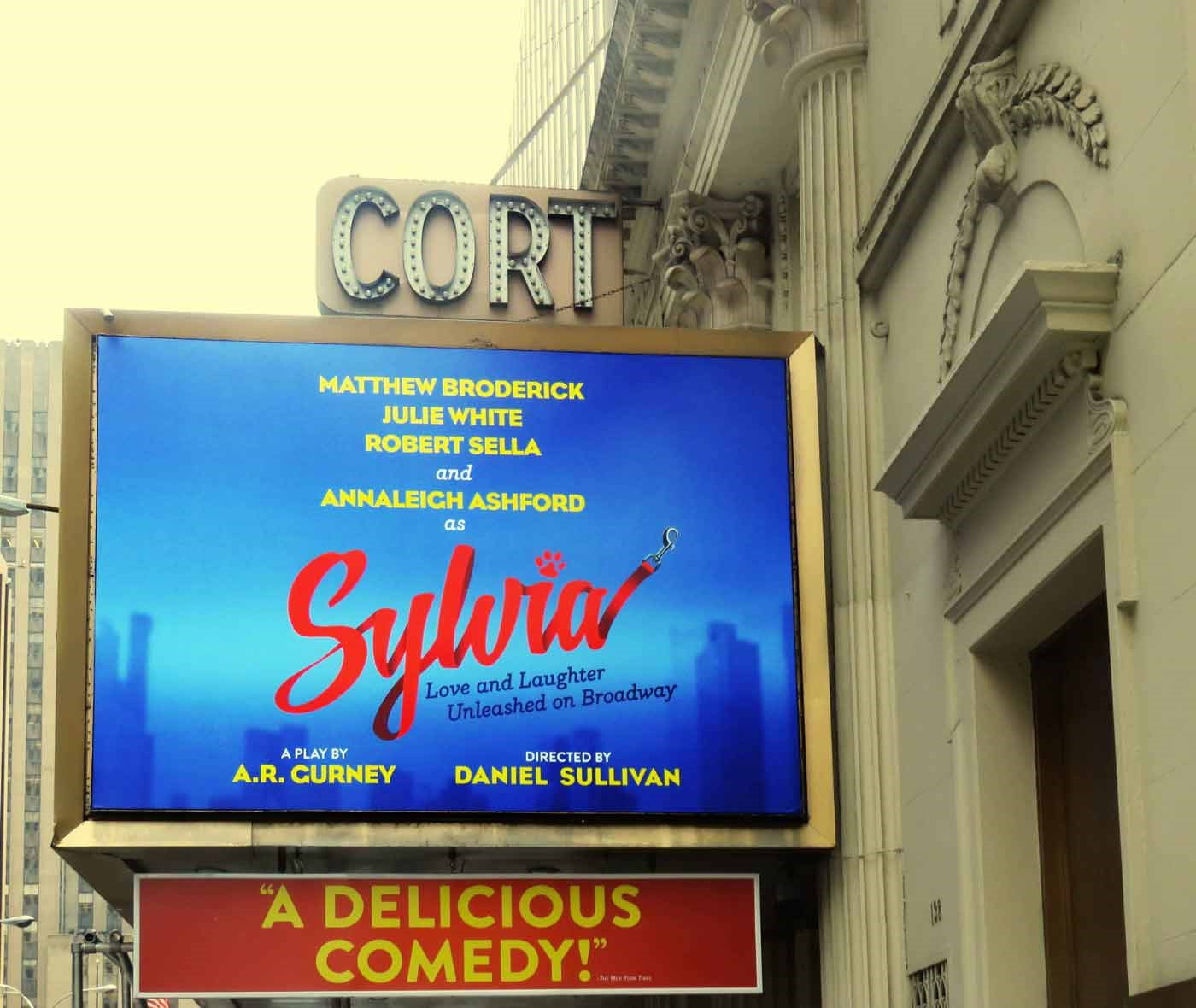 Special Box Office opening Event to be Held at the Cort Theatre