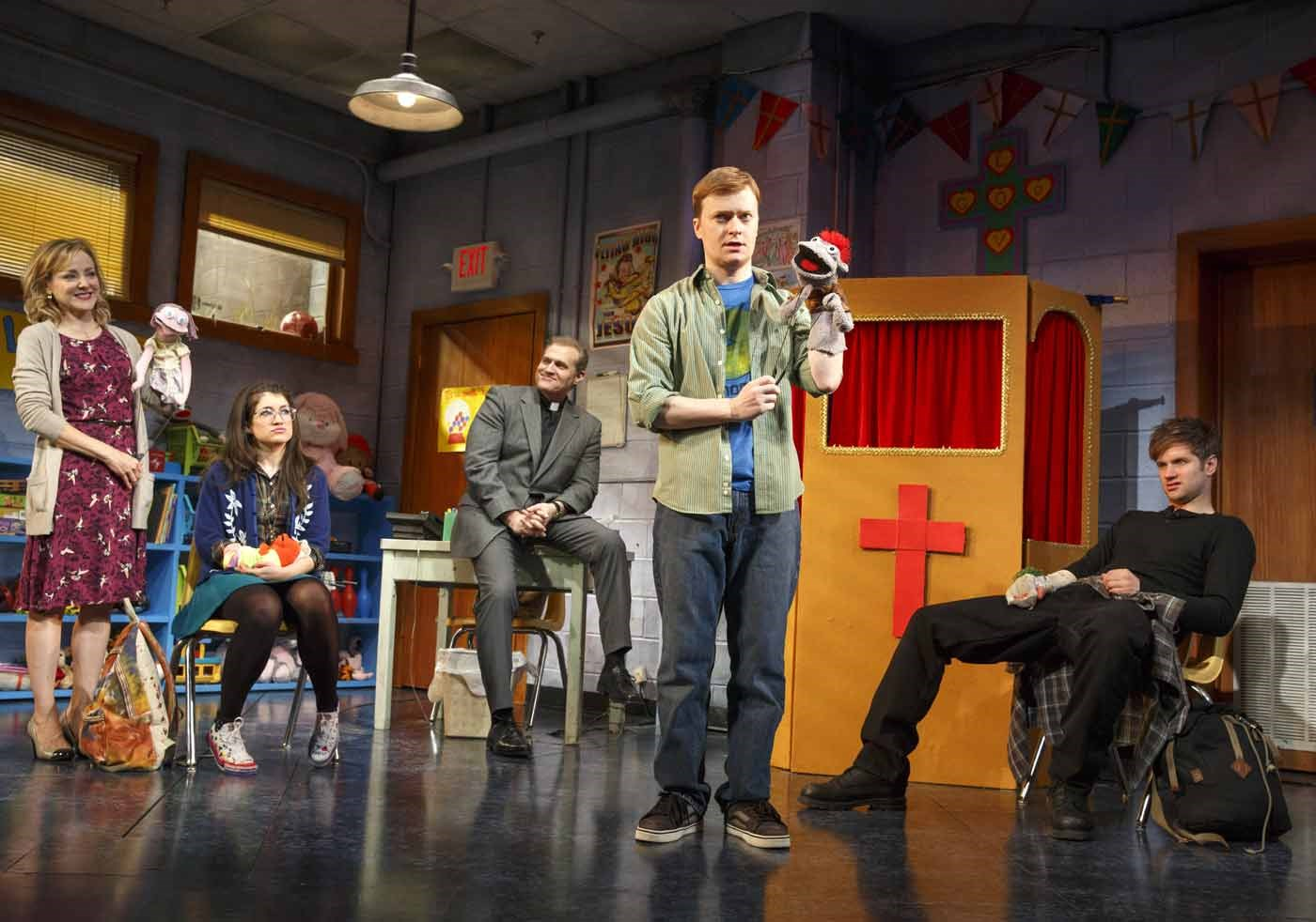 Broadway's 'Hand to God' Transferring to London's West End