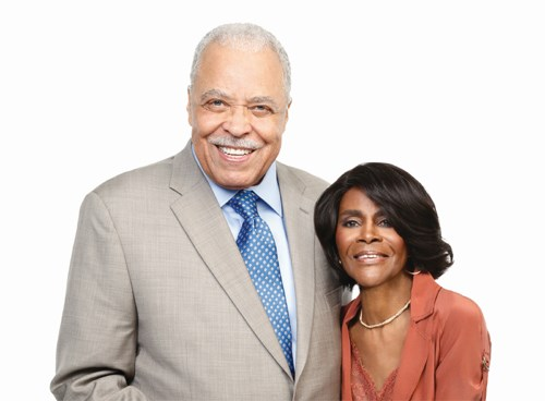 'The Gin Game' Starring James Earl Jones and Cicely Tyson