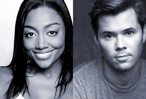 Patina Miller Andrew Rannells