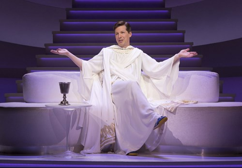 Sean Hayes Act of God