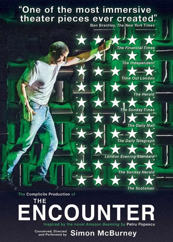 The Encounter To Play Broadway S Golden Theatre Shubert
