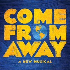 Come From Away Broadway Musical
