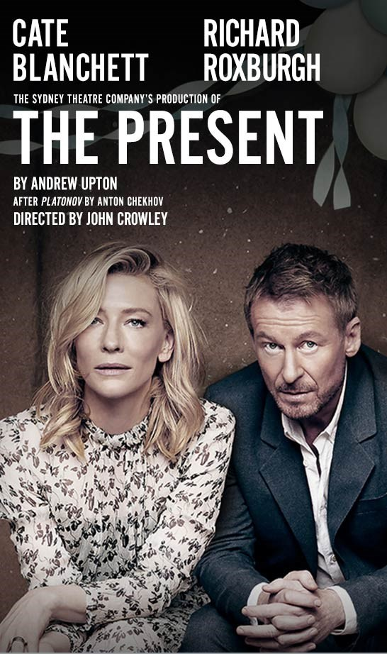 Cate Blanchett And Richard Roxburgh In Love And Battle