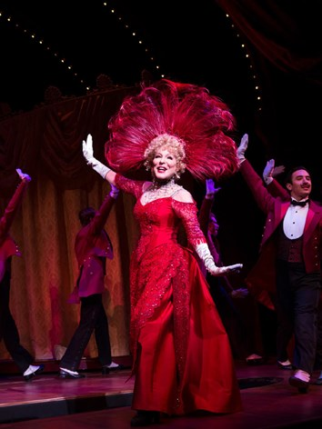 Bette Midler as Dolly Levi