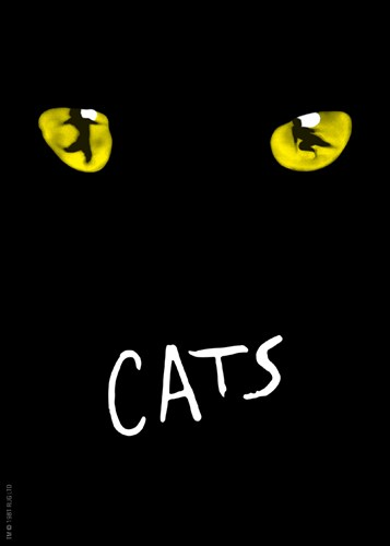 Cats Broadway Show Logo