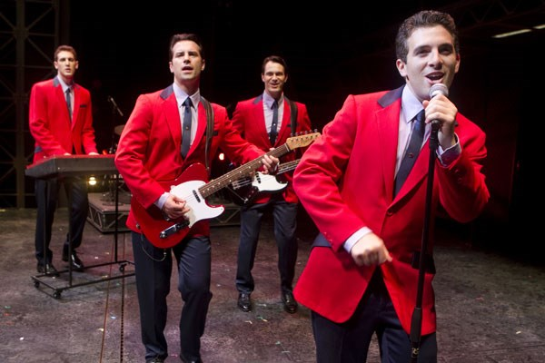 JERSEY BOYS Returns to New York City