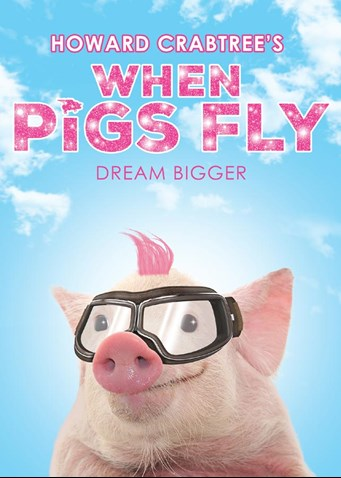 When Pigs Fly Musical Logo