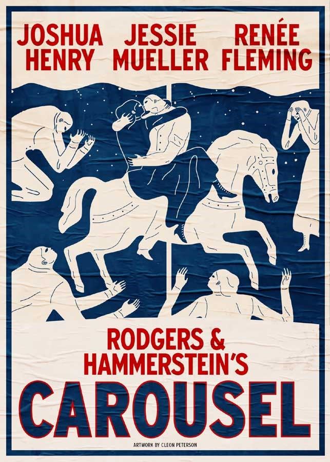 Rodgers Amp Hammerstein S Carousel Will Play Broadway S