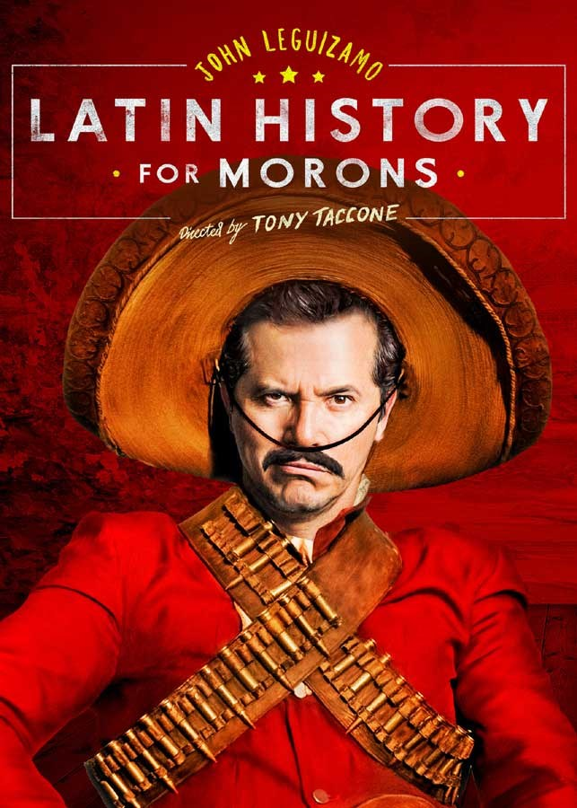 Latin History for Morons Broadway Logo