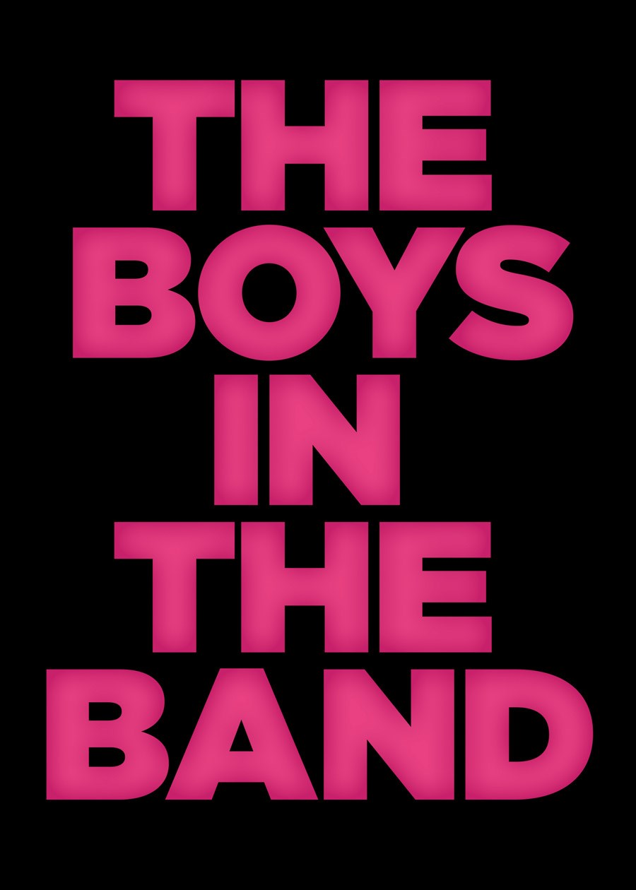 Boys in the Band Broadway Logo