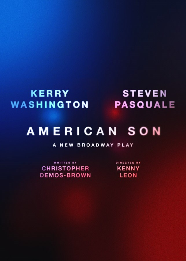American Son Broadway Play Logo