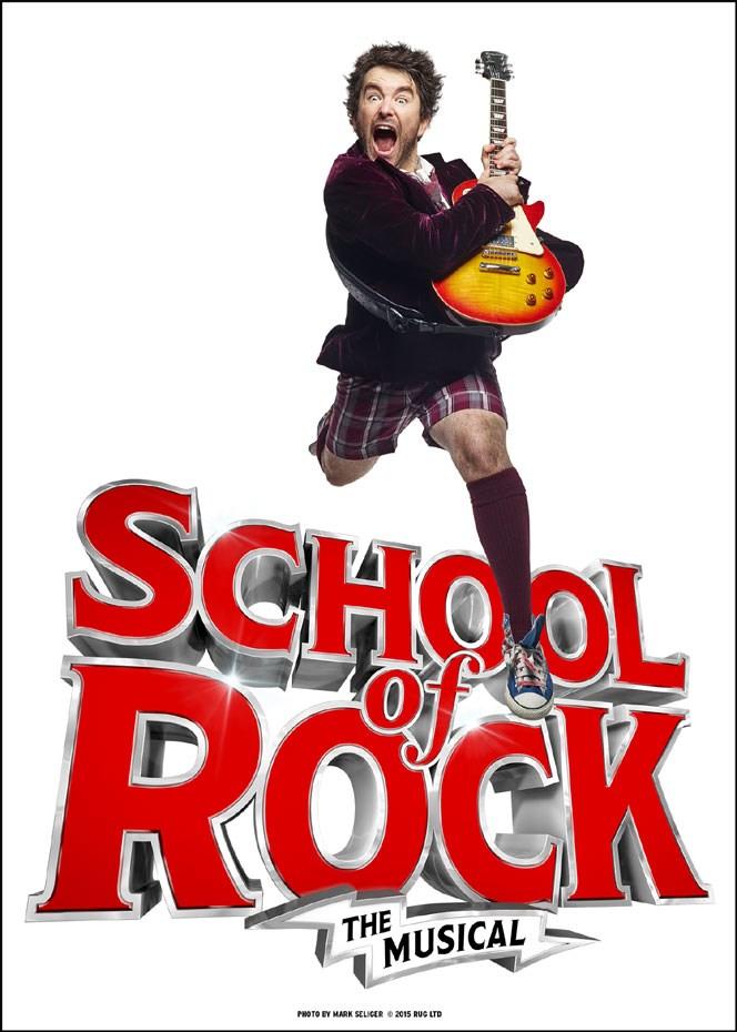 School Of Rock To End Its Run On Broadway January 20 Shubert