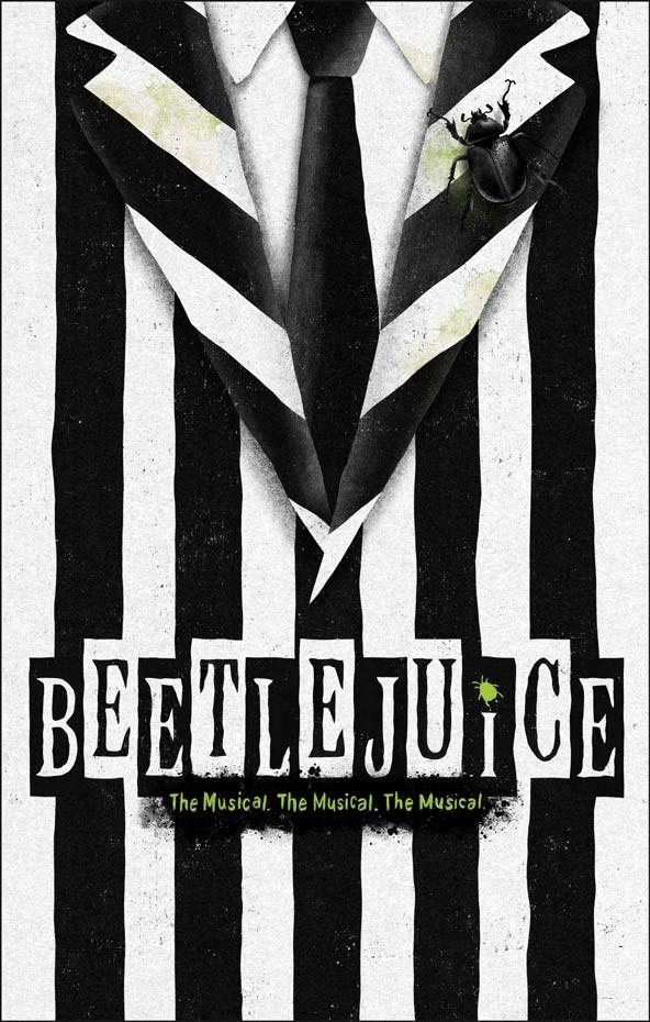 Beetlejuice To Open At Broadway S Winter Garden Theatre